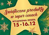 Gazetka Biedronka 15.12-16.12.2016